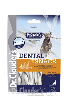 Dental snack - small breed 80g